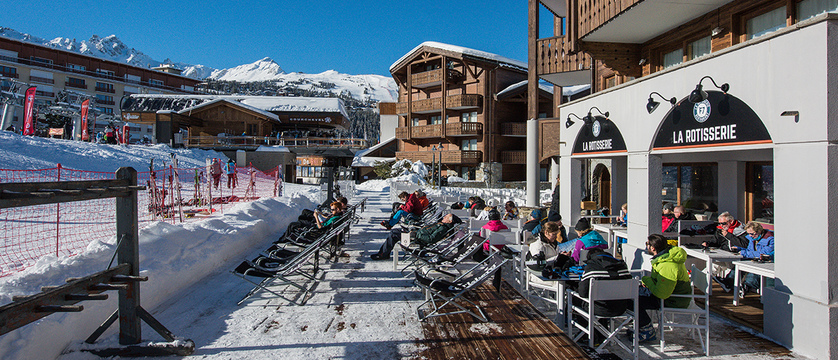 La Rotisserie Restaurant Terrace